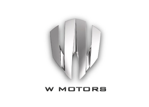 W Motors Car Logo