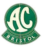 AC Car Logo Used from 1954-1963